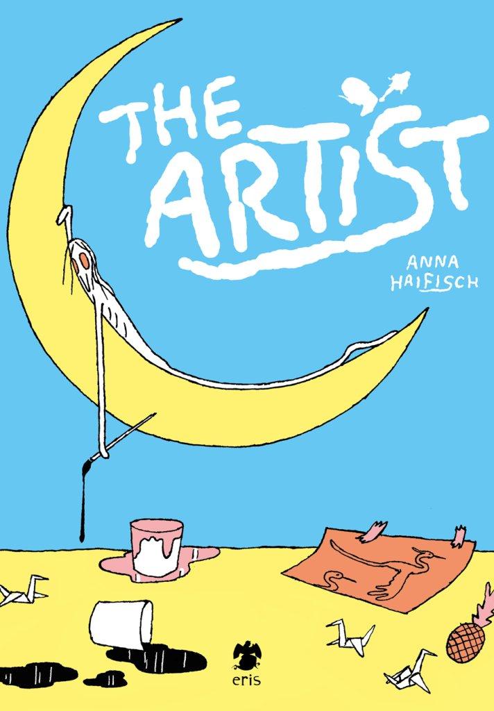 The Artist, copertina di Anna Haifisch