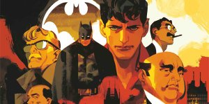Batman - Dylan Dog