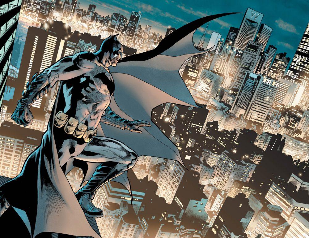 Batman's Grave #1, anteprima 03