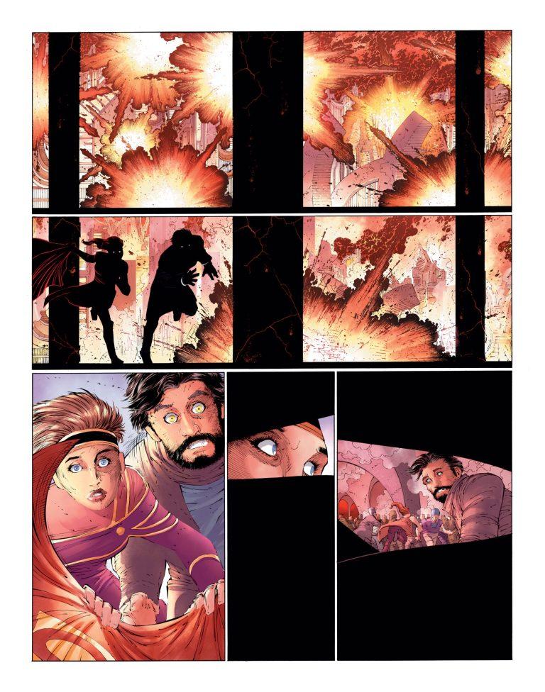 Superman: Year One #1, anteprima 01