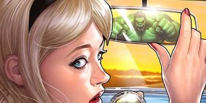 Gwen Stacy Hulk