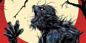 Werewolf by Night, copertina variant di Takashi Okazaki