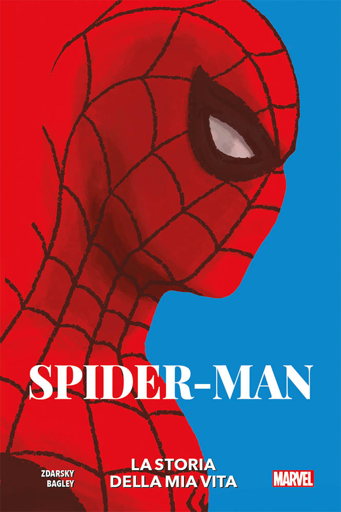 Spider-Man: La storia della mia vita, copertina di Chip Zdarsky