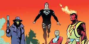 Justice League of Tomorrow