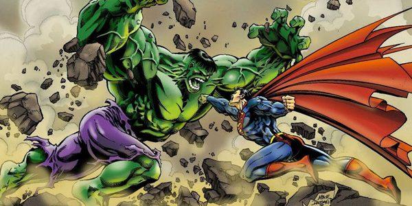 Superman contro Hulk