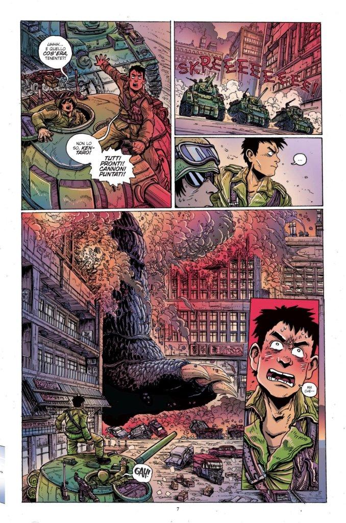 Godzilla: La guerra dei 50 anni, anteprima 03
