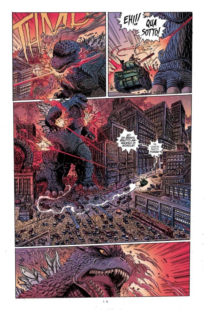 Godzilla: La guerra dei 50 anni, anteprima 10