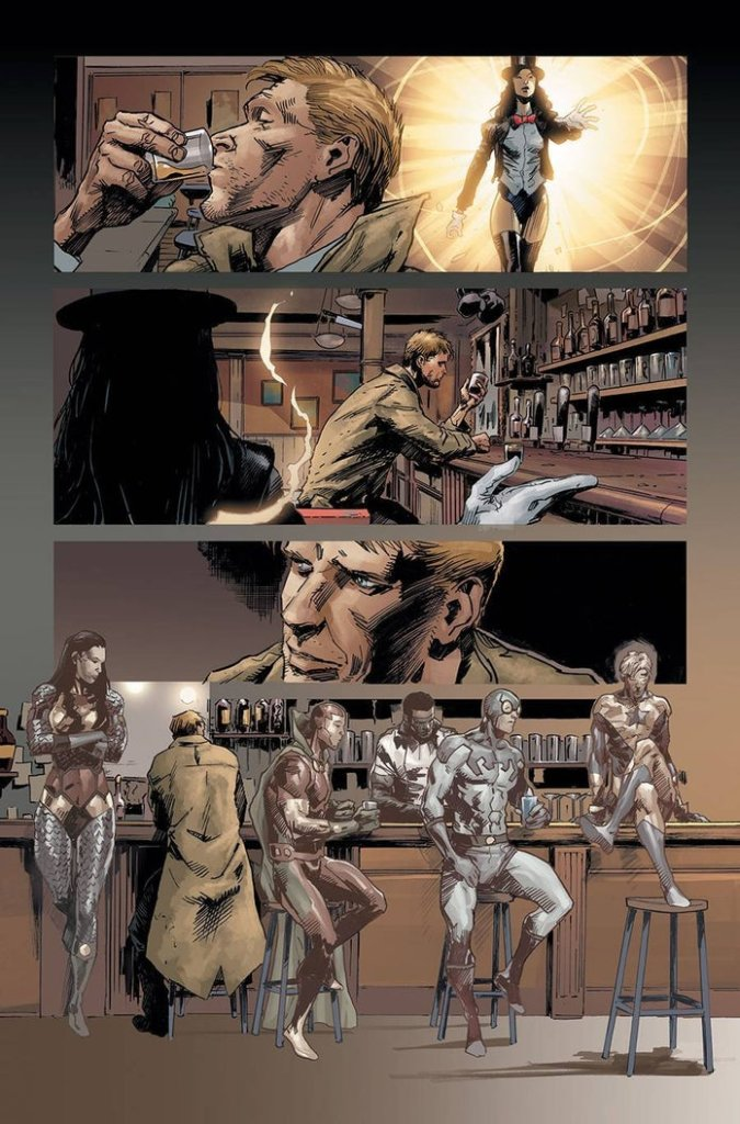 DCeased: Dead Planet #1, anteprima 03