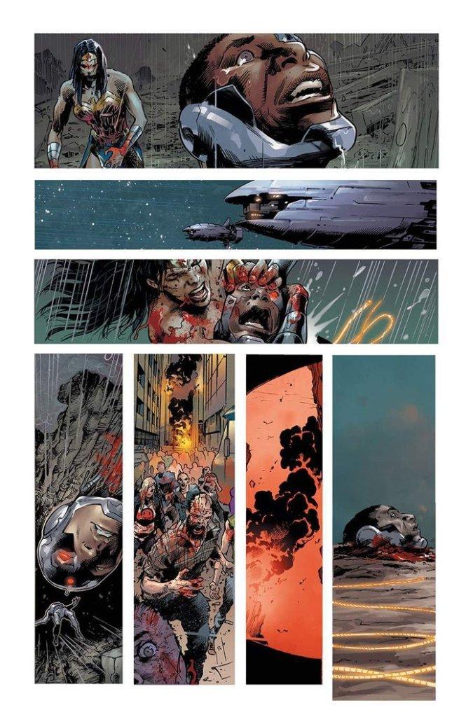 DCeased: Dead Planet #1, anteprima 04