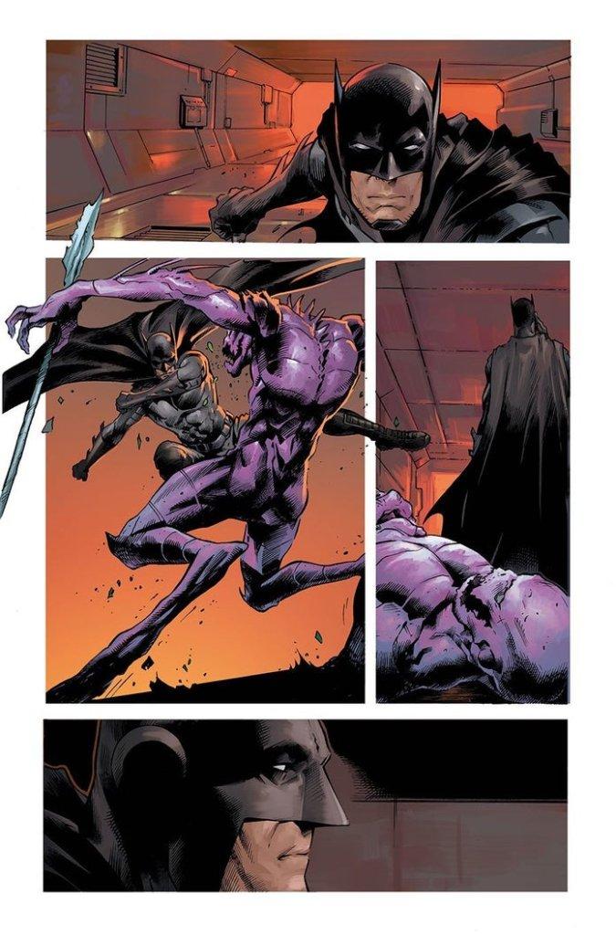 DCeased: Dead Planet #1, anteprima 06