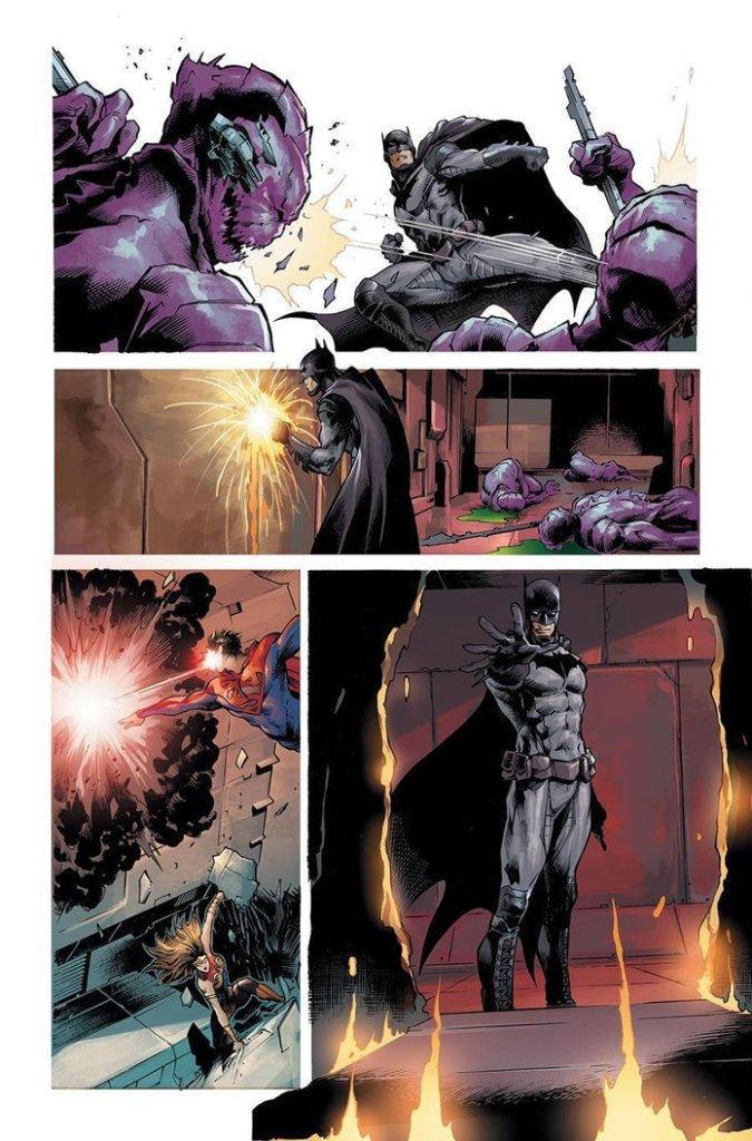 DCeased: Dead Planet #1, anteprima 07