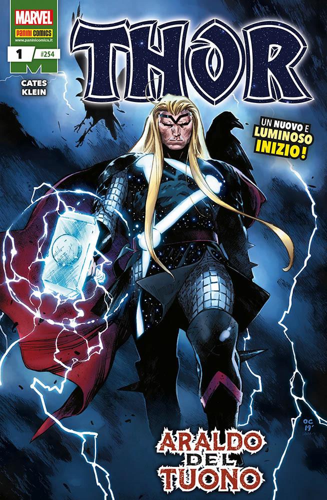 Thor 1, copertina di Olivier Coipiel
