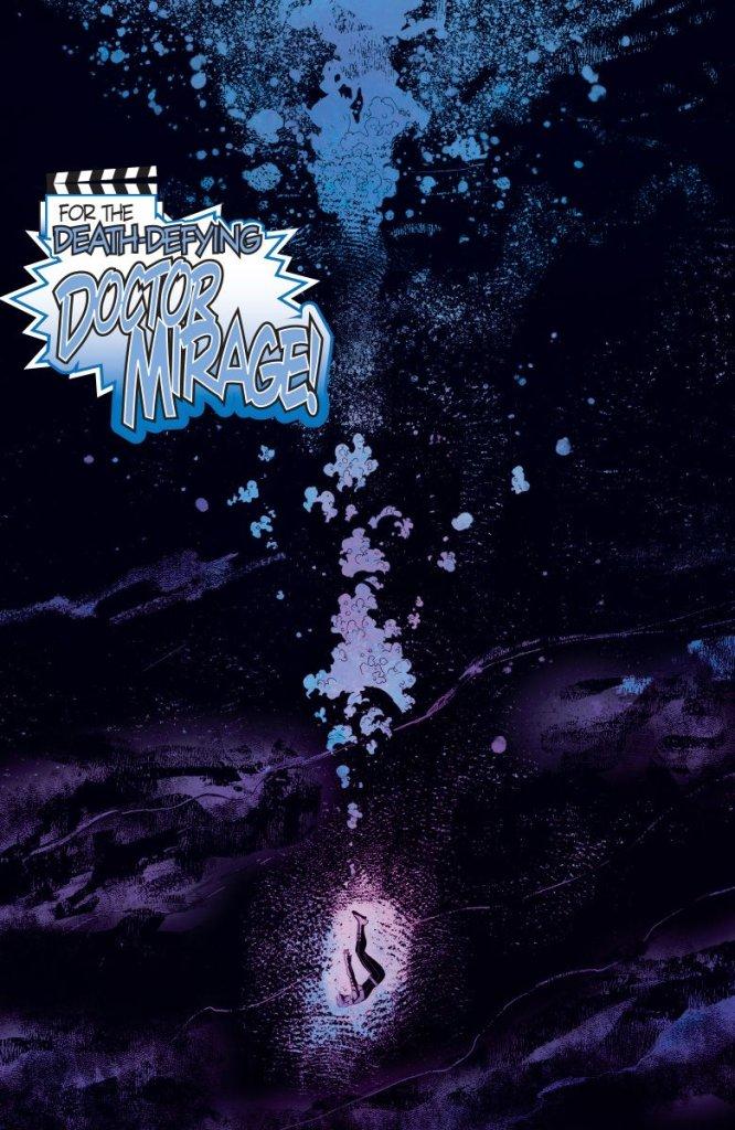 Doctor Mirage #1, anteprima 02