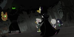 The Phantom and the Sorceress