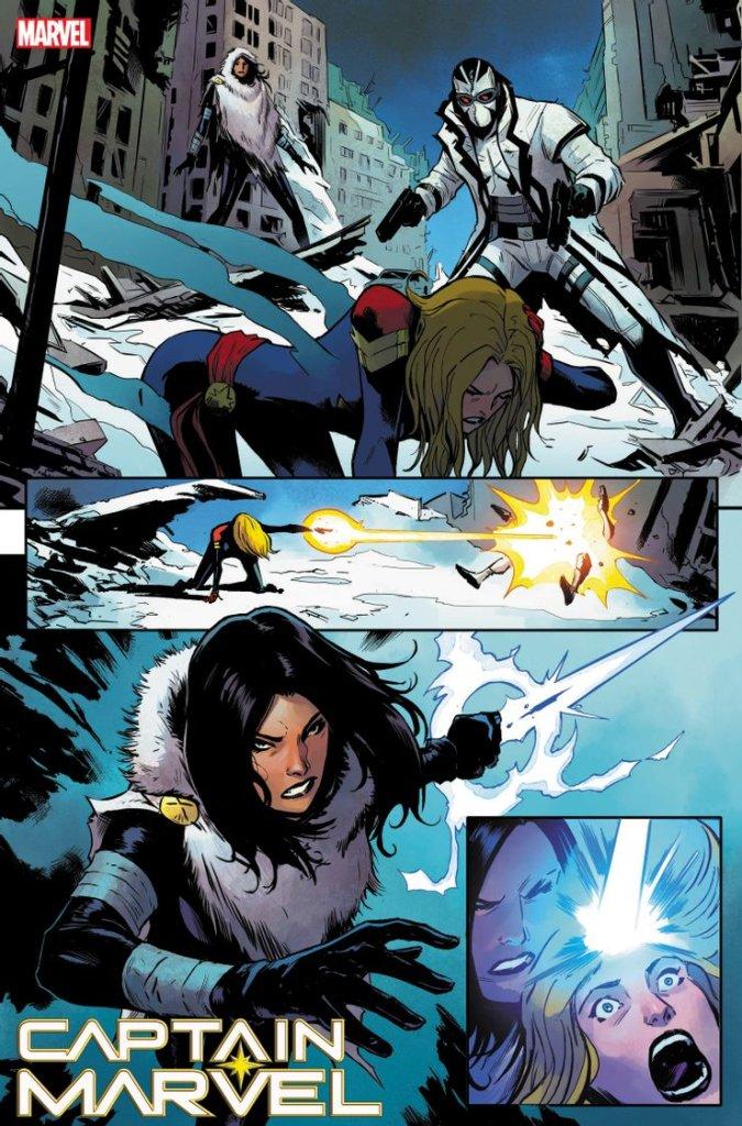 Captain Marvel #22, anteprima 02