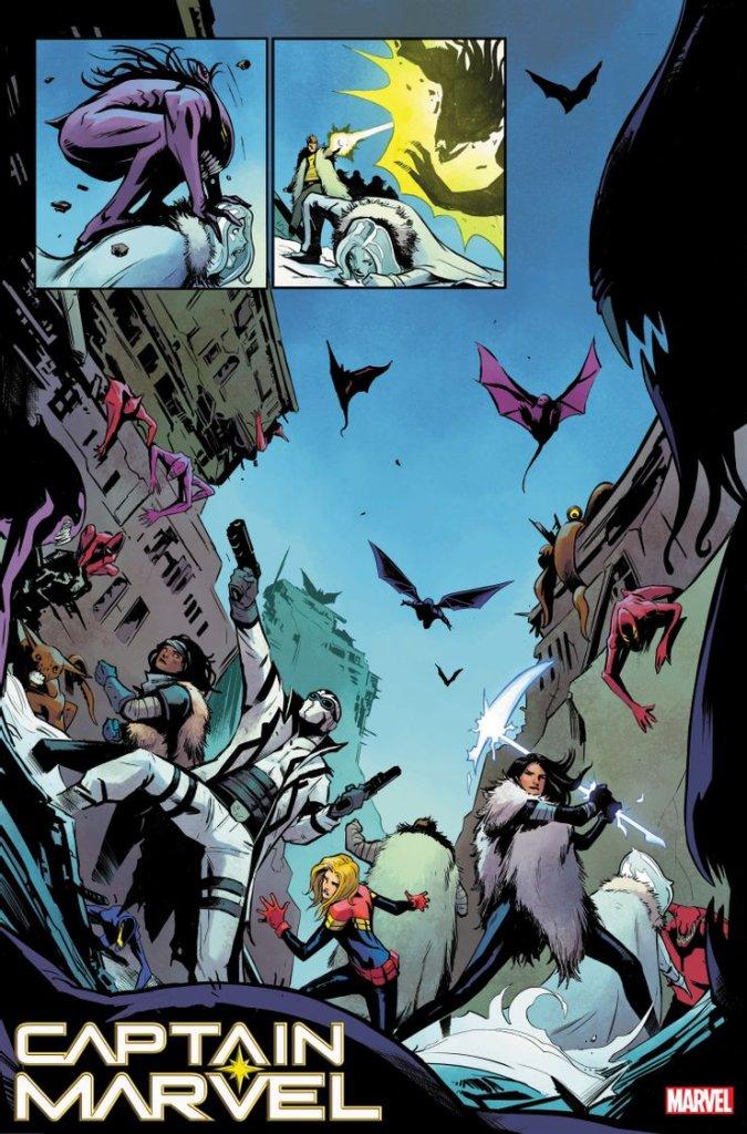 Captain Marvel #22, anteprima 03