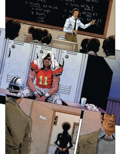 The Other History of the DC Universe #1, anteprima 01