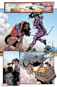 America Chavez: Made in the U.S.A. #1, anteprima 01
