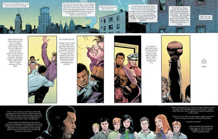 The Other History of the DC Universe #1, anteprima 02