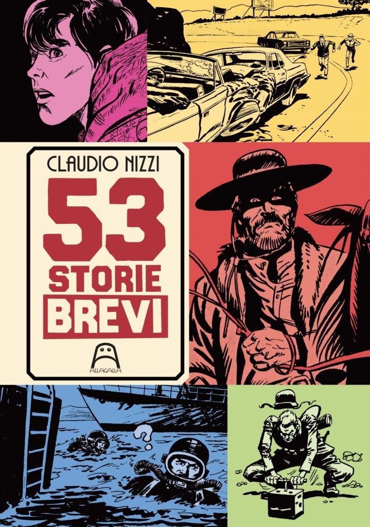 53 storie brevi, copertina di Carlo Boscarato, Renato Polese, Nevio Zeccara
