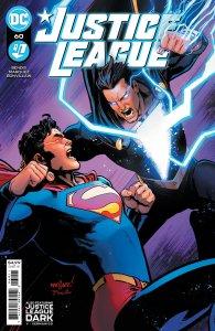 Justice League #60, copertina di David Marquez