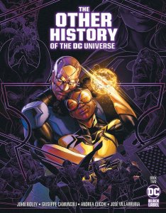The Other History of the DC Universe #2, variant cover di Jamal Campbell