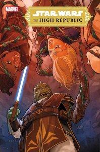 Star Wars: The High Empire #4, copertina di Phil Noto