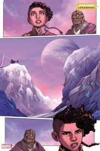 Star Wars: The High Empire #4, anteprima 01