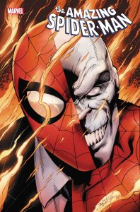 Amazing Spider-Man #67, copertina di Mark Bagley