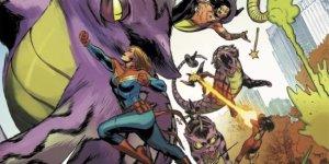 Capitan Marvel David Lopez