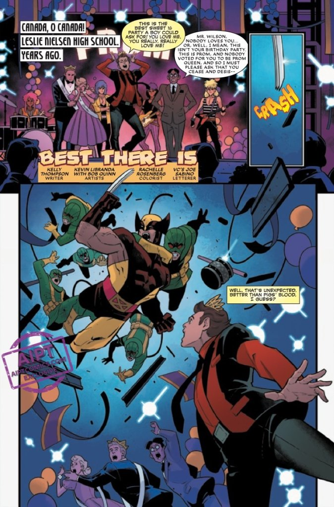 Deadpool Nerdy 30 #1, anteprima 05