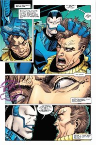 X-Men Legends #3, anteprima 02