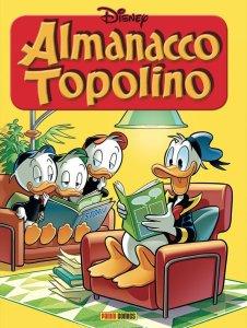 Almanacco Topolino, copertina