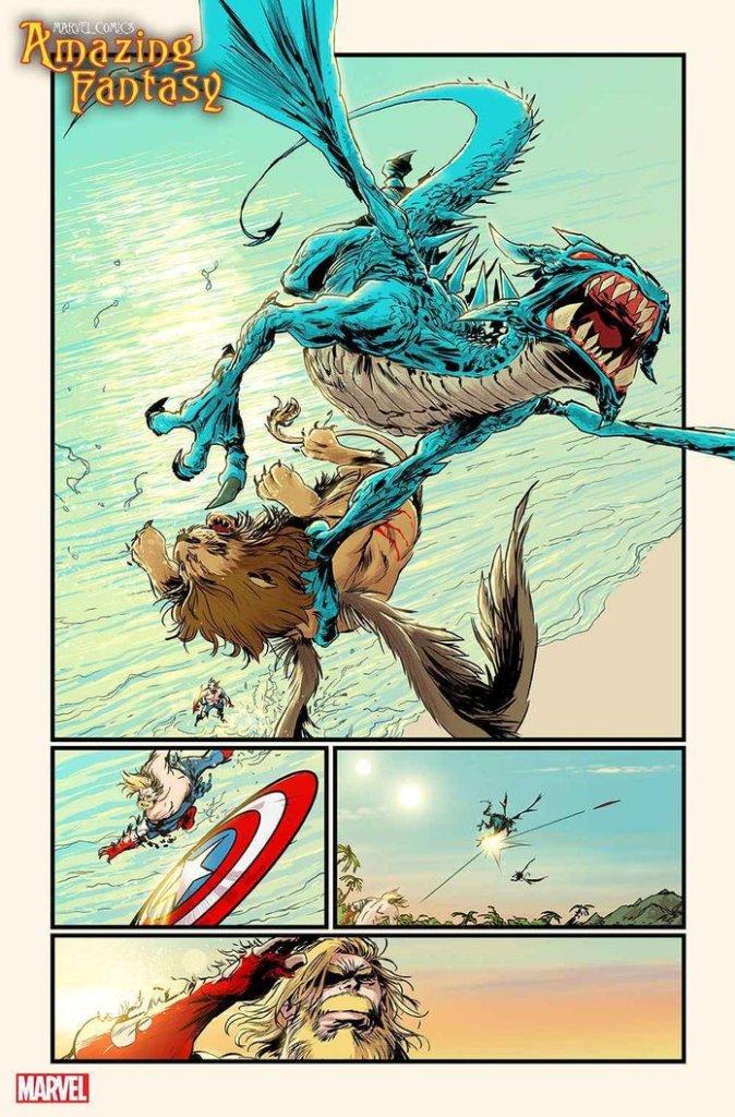 Amazing Fantasy #1, anteprima 07