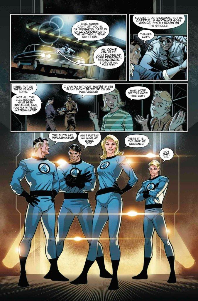 Fantastic Four: Life Story #1, anteprima 03