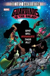 Guardians of the Galaxy #16, copertina di Brett Booth