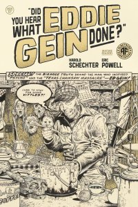 Did You Hear What Eddie Gein Done?, variant cover di William Stout