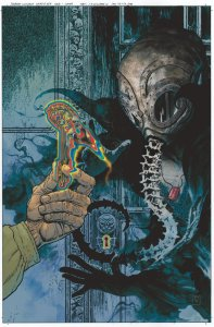 Locke & Key/TheSandman Universe: Hell & Gone, variant cover di J.H. Williams