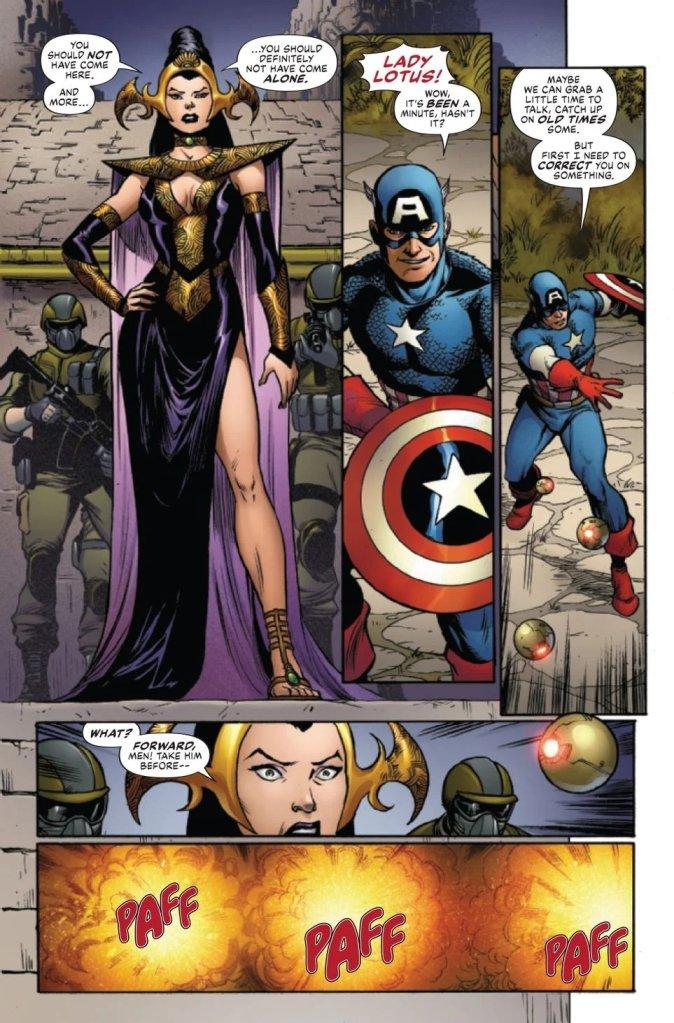 The Marvels #1, anteprima 02