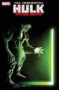 Immortal Hulk: Time of Monsters, copertina di Juan Ferreyra