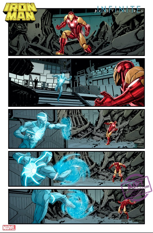 Iron Man Annual #1, anteprima 04