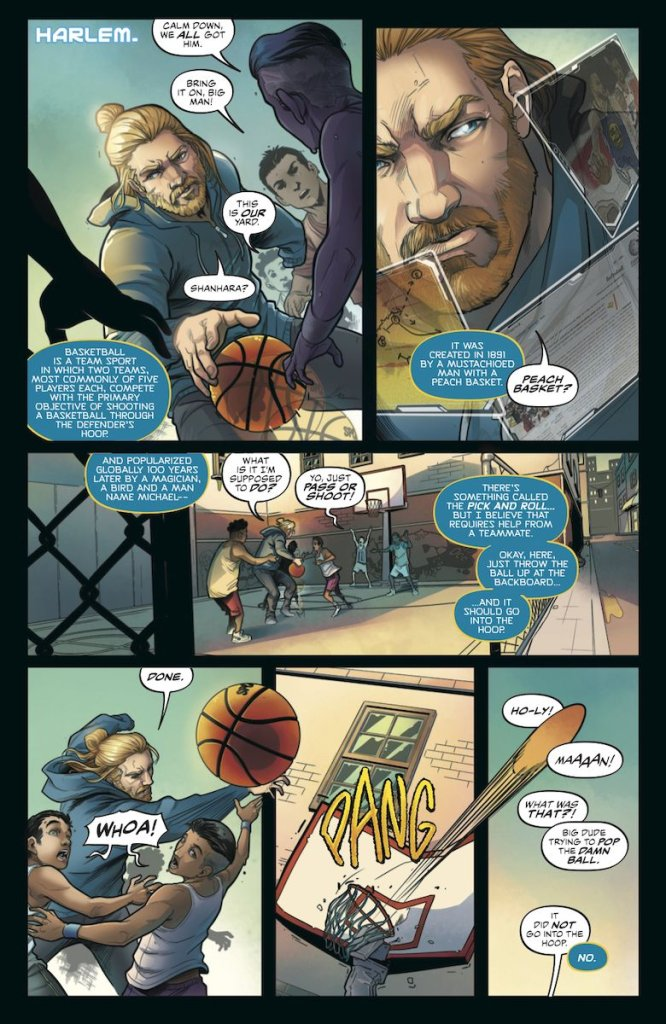 X-O Manowar #1, anteprima 05