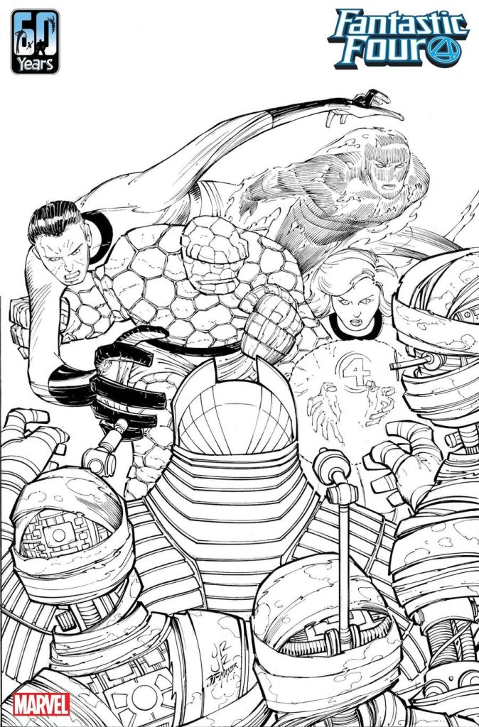 Fantastic Four #35, anteprima 02