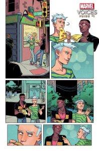 Marvel's Voices: Pride, anteprima 01