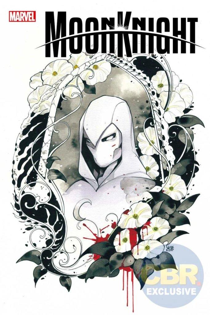 Moon Knight #2, variant cover di Peach Momoko