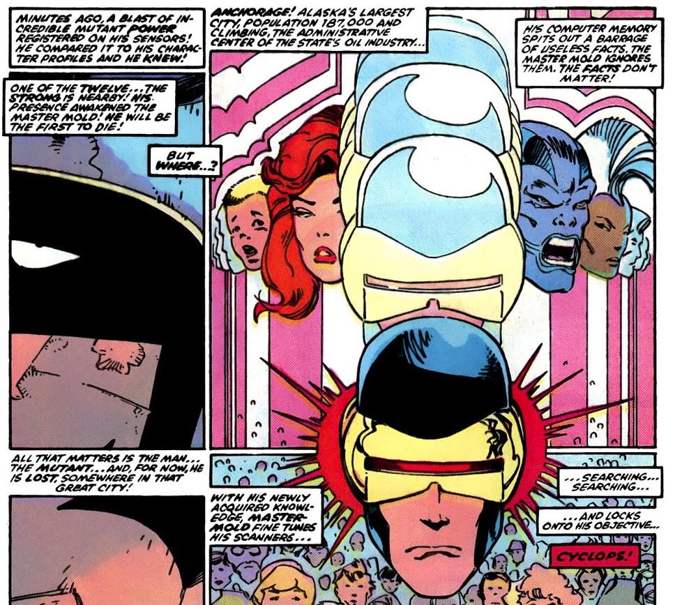 I Dodici, vignetta di Walt Simonson
