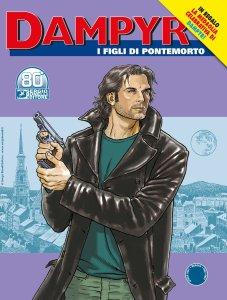 Dampyr 253: I figli di Pontemorto, copertina di Enea Riboldi