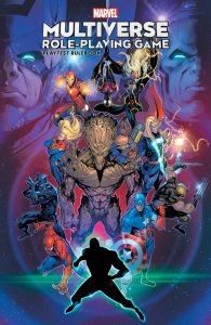 Official Marvel Multiverse Tabletop Role-Playing Game