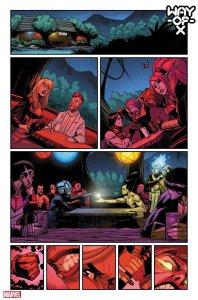 X-Men: The Onslaught Revelation #1, anteprima 01