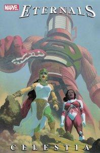 Avengers: Celestia, copertina di Esad Ribic